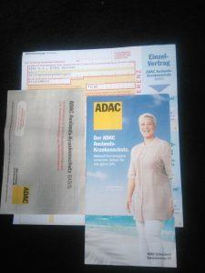 ADAC.Auslandsreisekrankenversicherung.Werbung